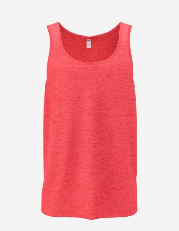 2007 red heather, Tank Top