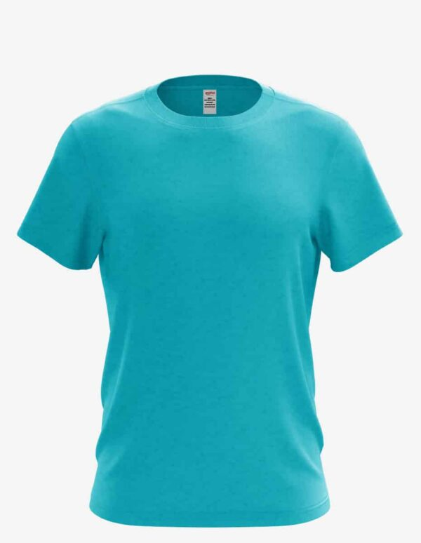 3050 turquoise heather front
