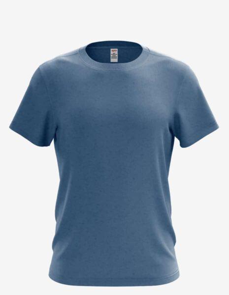 3400ss ocean blue heather front