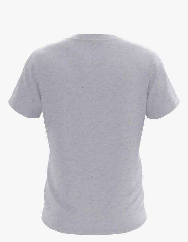5004 heather grey back