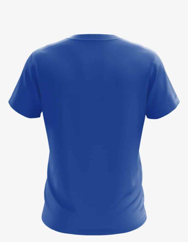5004 royal blue back