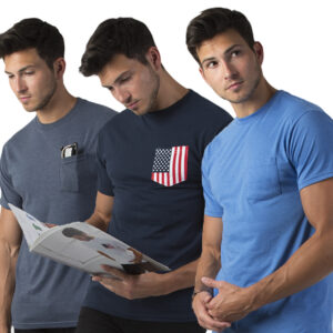 Customize Our Pocket Tees