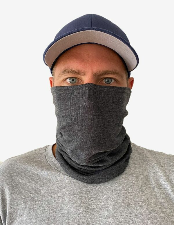 gaiter charcoal heather1