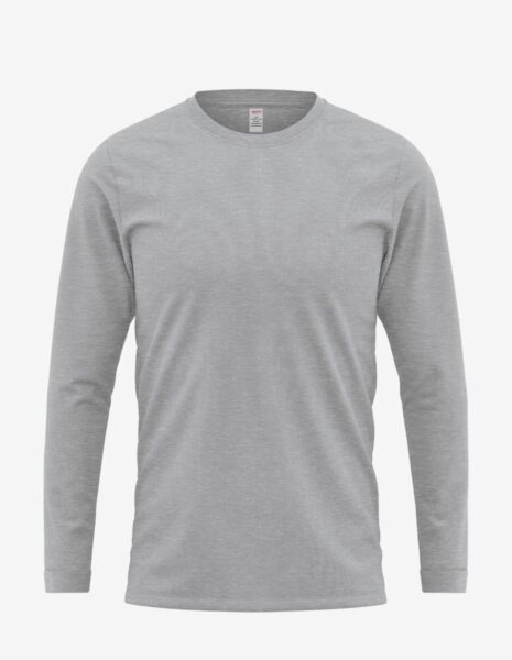 heather grey front