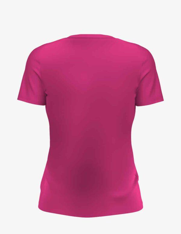 hot pink back