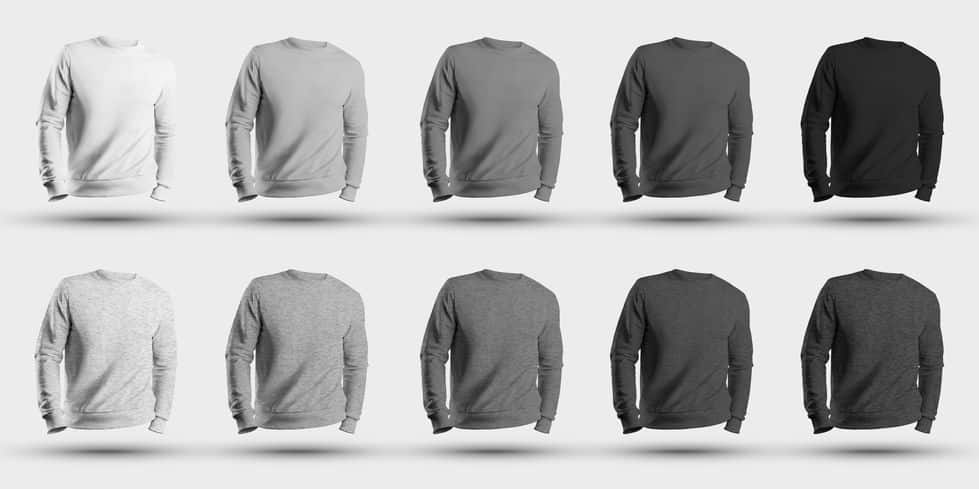 What to Wear with Heather Grey