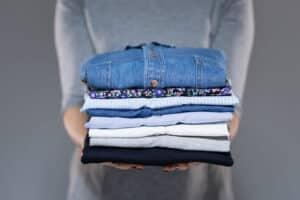 Three Ways to Fold a T-Shirt