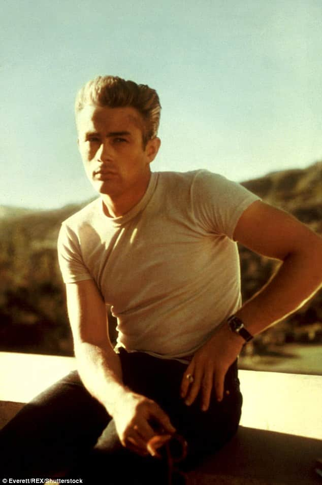Rebel Generation: James Dean & His look