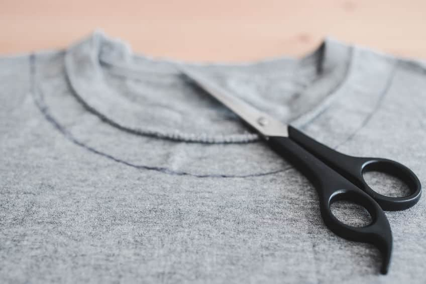 Shirt As a Canvas - Ways to Upcycle your Favorite T-shirt into Art