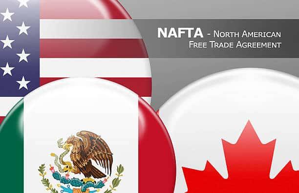 North American Trade Agreement (NAFTA)