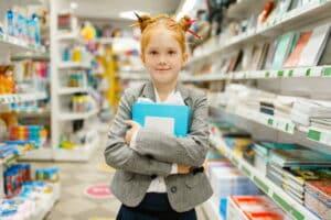 Back to School Shop - Part 1